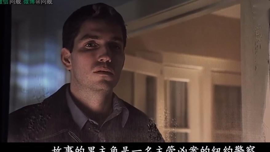 科幻犯罪片《黑洞频率》儿子与已逝父亲穿越时空的通话 09【看遍科幻大片】小鱼2233