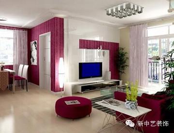 家用电视背景墙设计分享展示