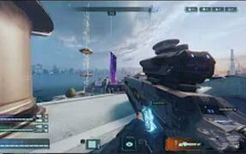 育碧新作《Hyper Scape》第一视角对战预览-全局比赛,开始到结束