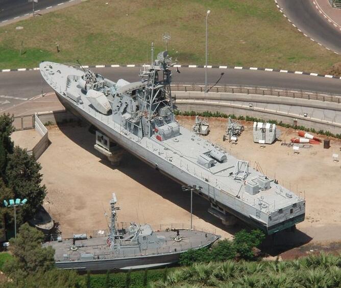 """以色列海军""""路子野"""",奔袭5000公里偷走导弹艇"""