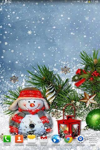 聊天通讯 圣诞节动态壁纸下载,—安卓跳市场 软件