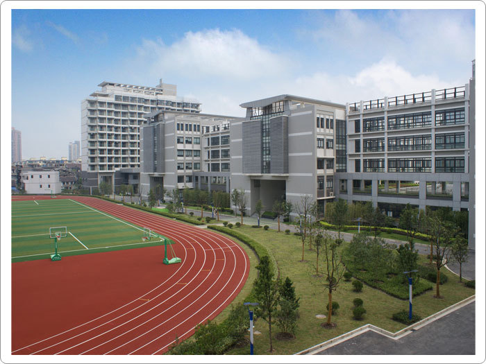 华东师范大学第一附属中学图片