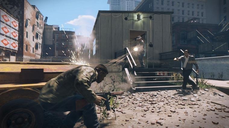 《四海兄弟3》游戏画面