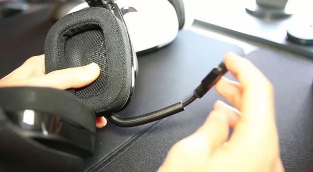 罗技G533和G933耳机对比评测