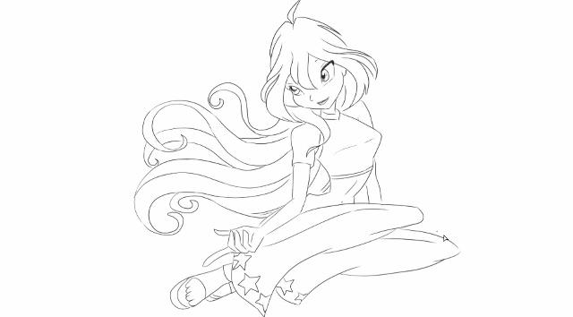 [小林简笔画]绘画动画片《小公主苏菲亚