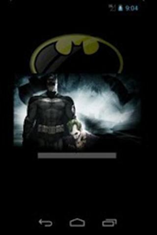 蝙蝠侠小丑壁纸(高清版)