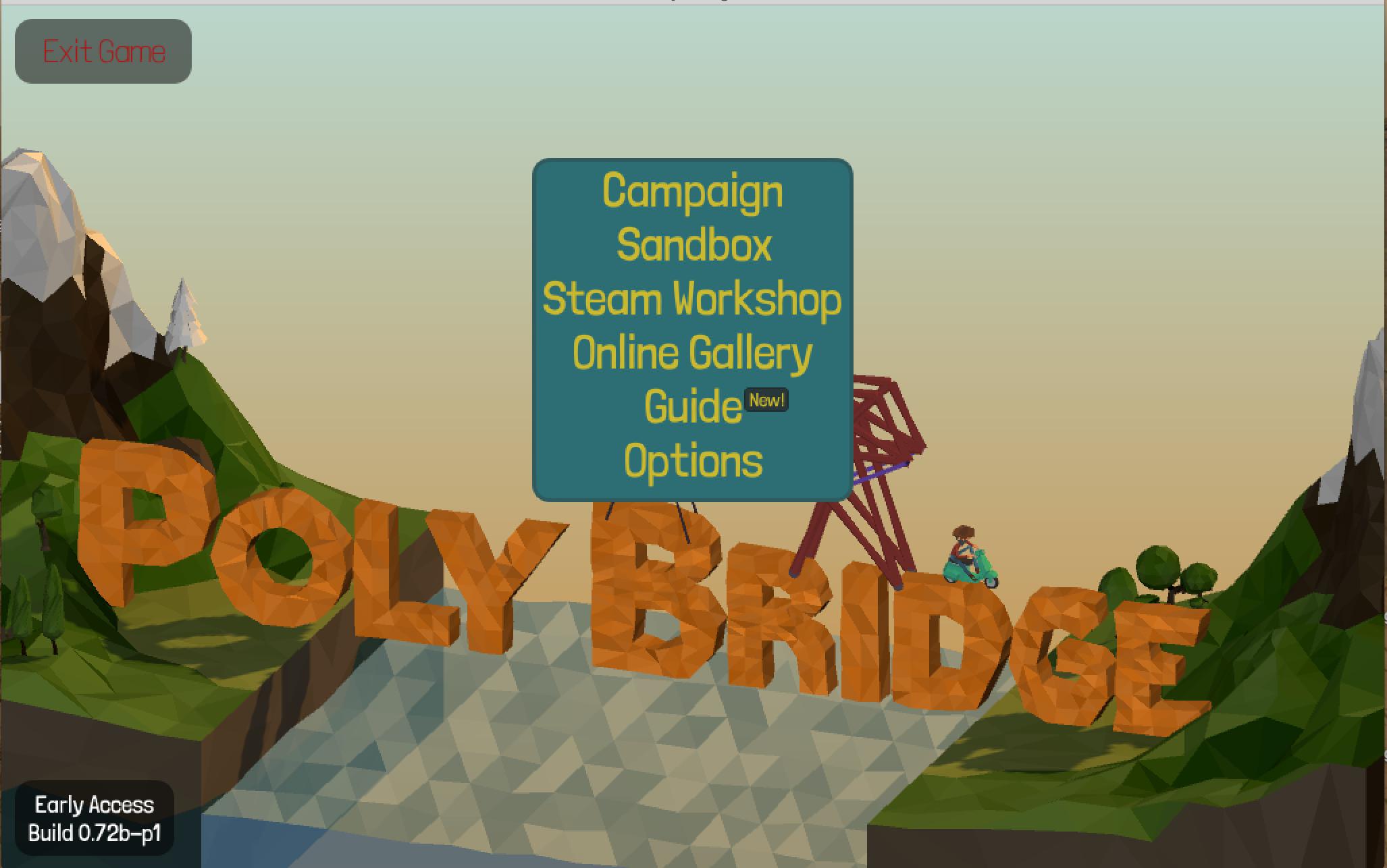 Poly Bridge配置要求高吗