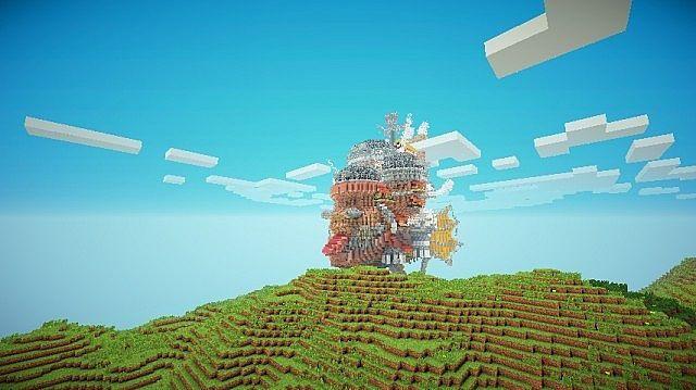 魔法科技 哈尔的移动城堡