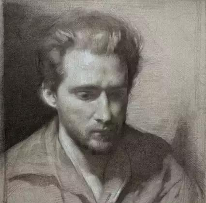 俄罗斯素描画家怎么处理素描关系 ART 第13张