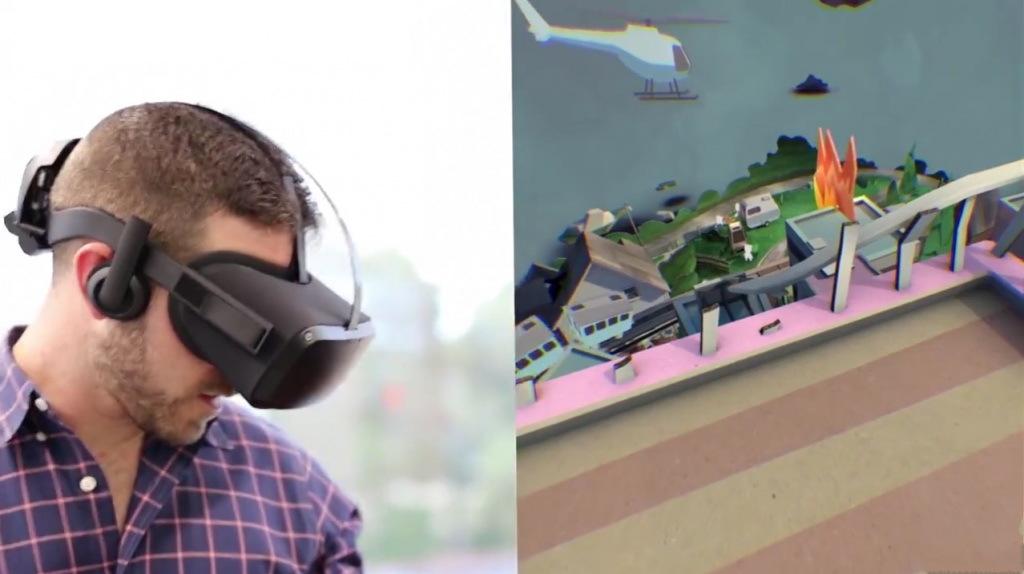 Facebook看好VR一体机前景