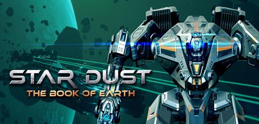 次世代大作《星尘:地球之书》联手HTC Vive
