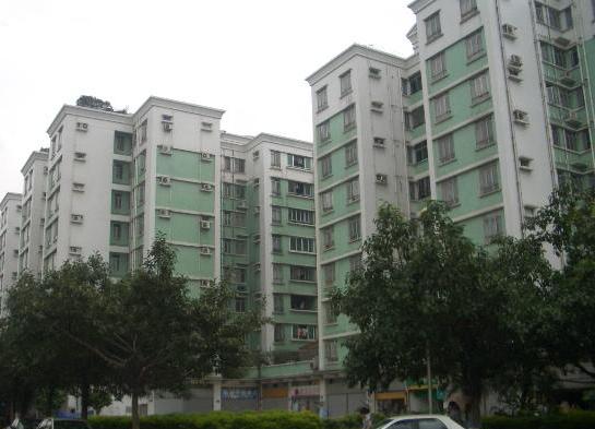 7层欧式建筑小区
