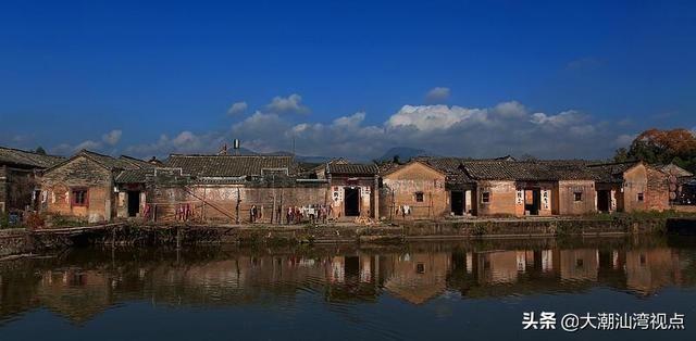 河源美丽的客家古村落-苏家围