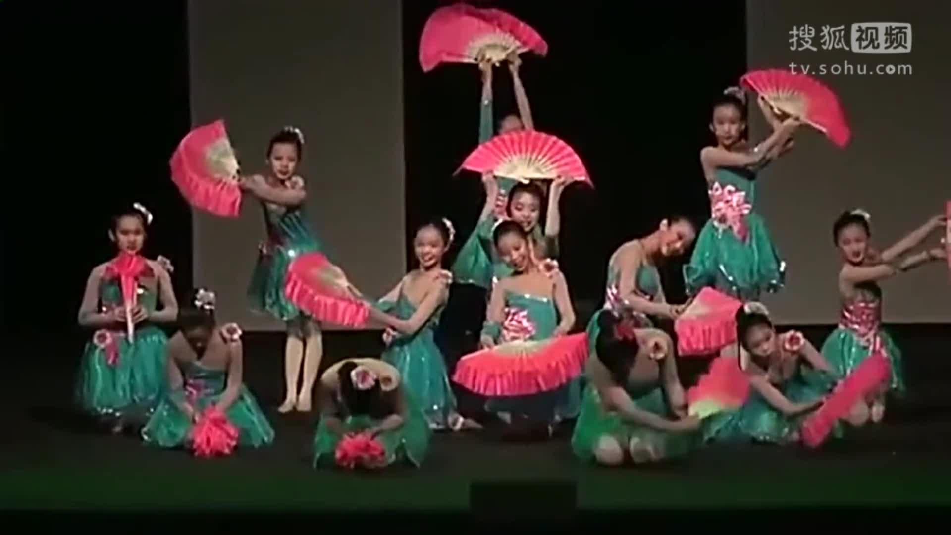 可爱娃娃舞蹈最后造型