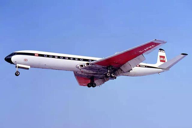 你看全不全?这些名留史册的民航飞机[25P] - 技术宅拯救地球! - 技术宅