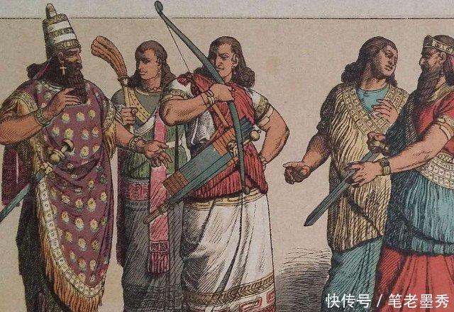 亚述帝国推动了历史前进建立大规模军事组织试图称霸天下