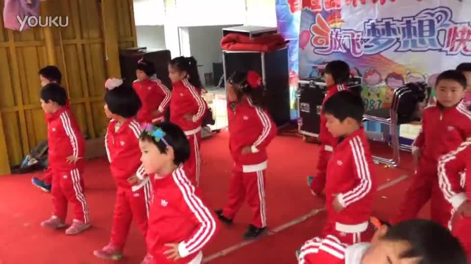 大班简单舞蹈教学视频