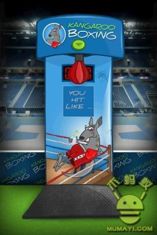 《 袋鼠拳击 Boxing Machine - Punch Meter 》截图欣赏