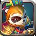 熊猫三国图标
