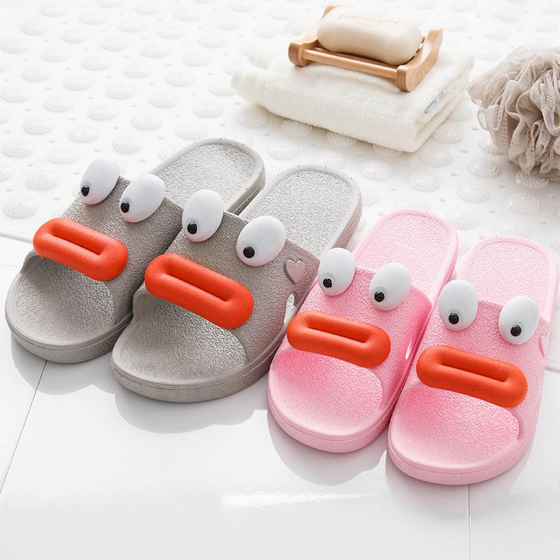 夏天情侣凉拖鞋居家居室内洗澡防滑