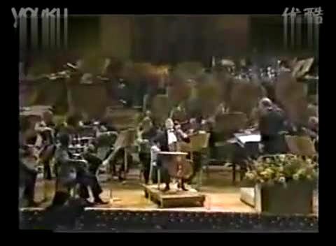 圣桑《动物狂欢节-天鹅(g大调)》(马友友演奏大提琴)