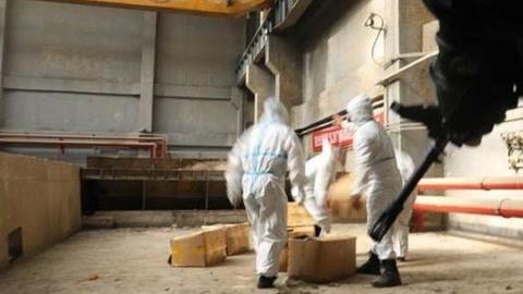 """毗邻世界毒源地""""金三角"""",云南德宏公开销毁毒品6.618吨"""