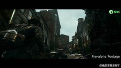 克苏鲁游戏《沉没之城》新视频 探索诡异开放世界
