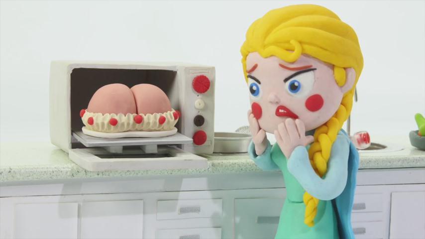 面包超人 小猪佩奇 玩具视频 熊出没鼻涕彩泥 玩具屋