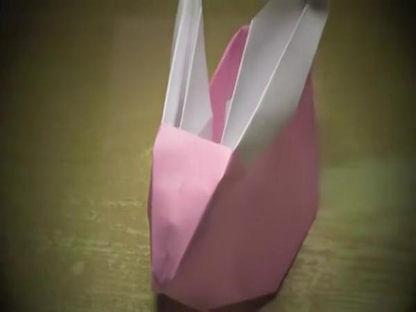 小兔子灯笼制作方法