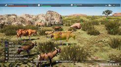《孤岛惊魂5》还原《狮子王》大草原 动物飞奔栩栩如生