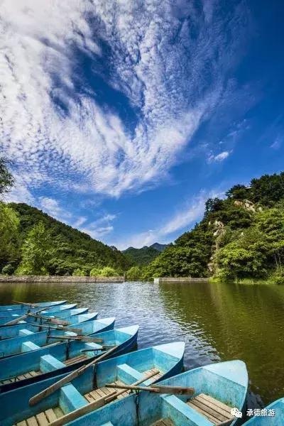 九龙潭 九龙潭自然风景区位于兴隆县城南13公里处,它位于京,津,唐,承