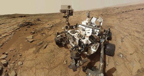 火星竟与地球这么相似 你看了吗? - 晓朝 - 晓朝的博客