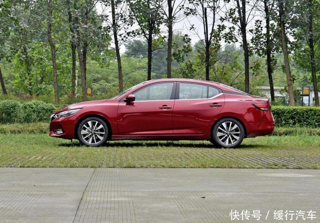 东风日产全新轩逸今日上市,1.6L+CVT国六标准