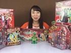 梦想三国黄金版灵龙刀玩具