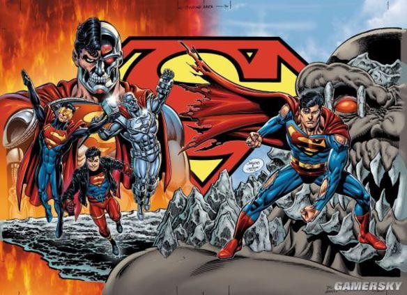 超人之死与超人归来