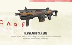 【APEX】第11赛季新枪 CAR SMG 后坐力操控性参考