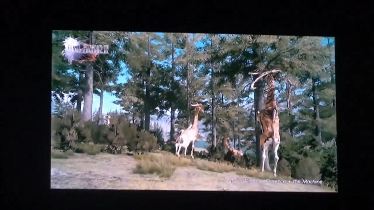 《最终幻想15》游戏演示