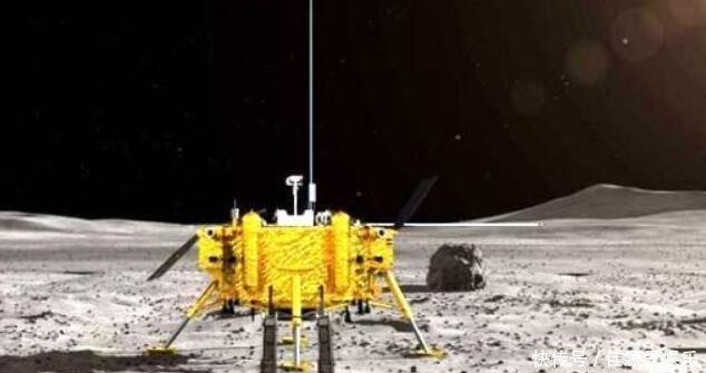 月球成功抓住嫦娥4号,完成登月的关键一步,网