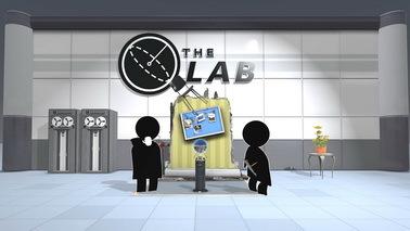 VR游戏《The Lab》顺利成为Steam评分最高游戏