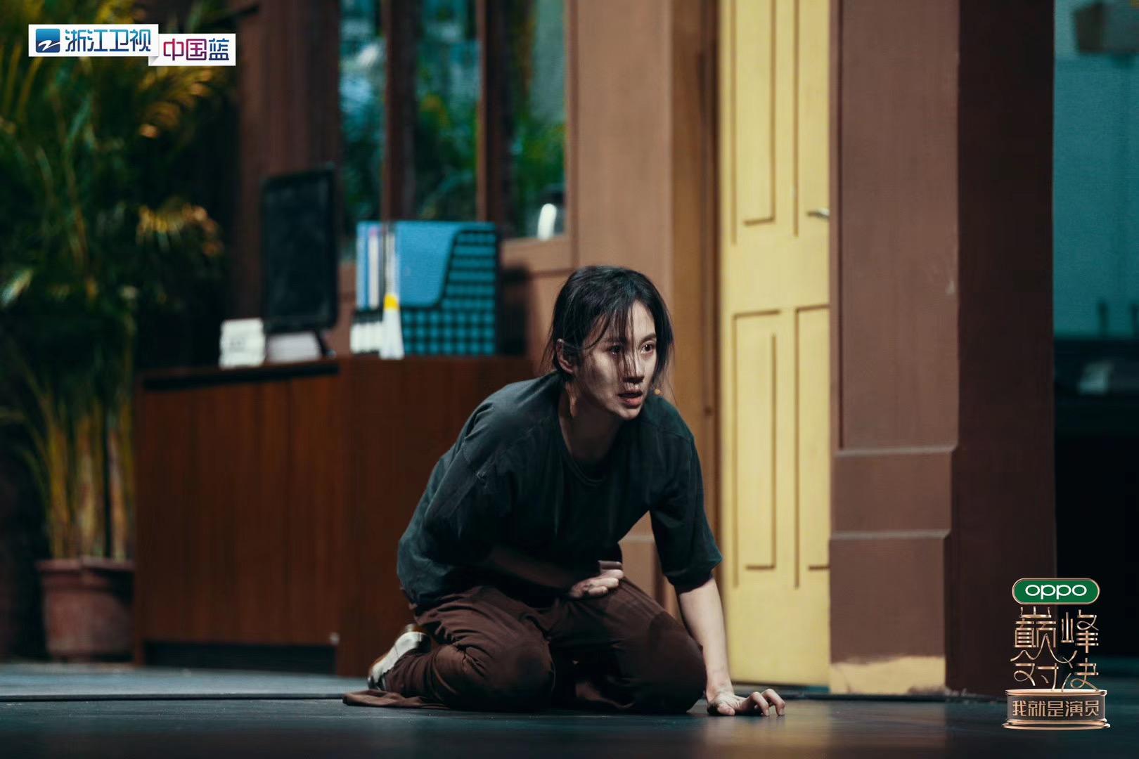 温峥嵘挑战热门影片《误杀》演技炸裂《巅峰对决》圆满收官