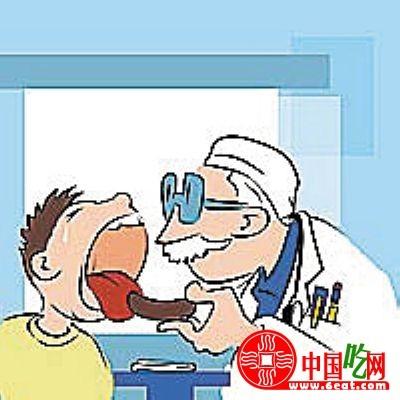 喉咙食道的结构图