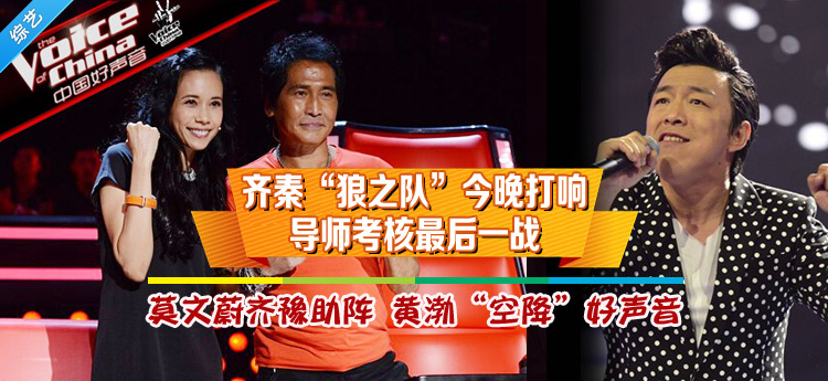 新蓝网中国好声音第三季