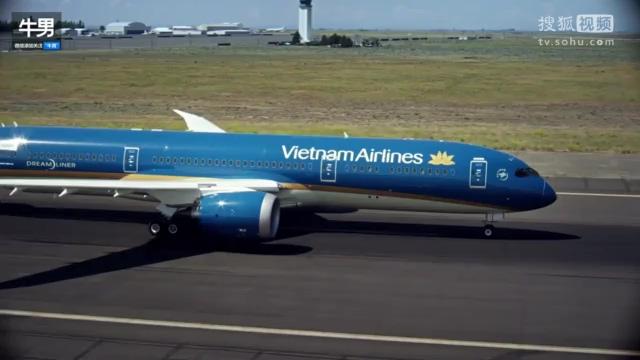 波音787-9梦想客机玩上瘾了