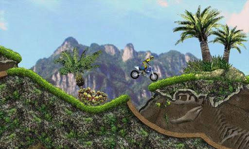 山地摩托赛车APP截图