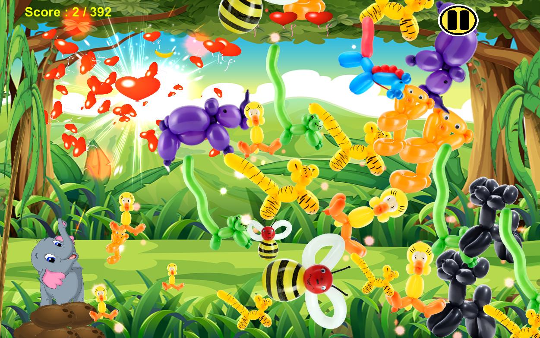 动物气球流行