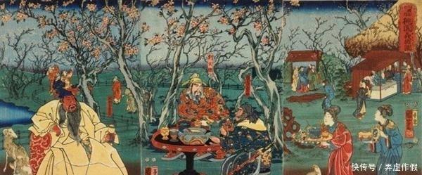 """日本人对三国的钟情,从古代延续到现代,神户还有个""""三国志园"""""""