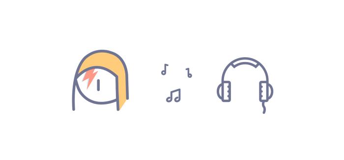 Davide Bowie Emoji