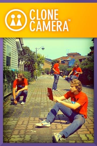 《 克隆相机 》截图欣赏