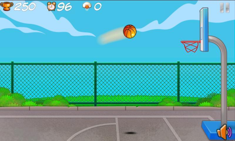休闲篮球截图2