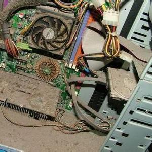 台式机电脑清灰